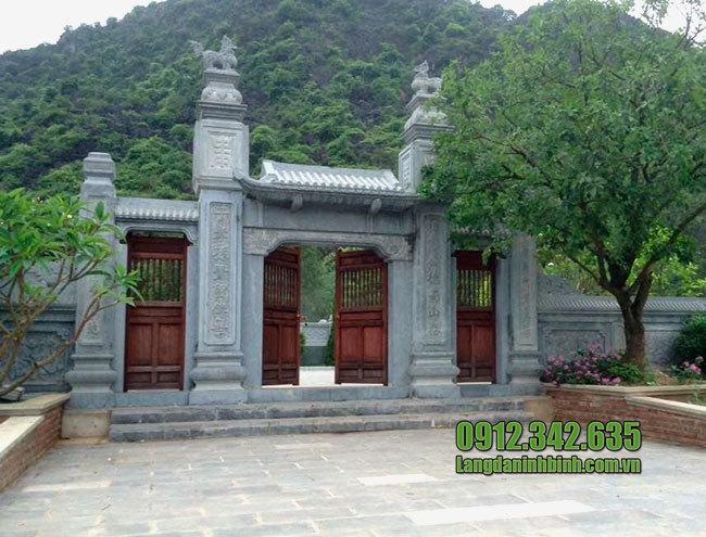 Địa chỉ làm cổng chùa đẹp uy tín