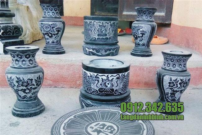 Giá bán bát hương đá Ninh Bình