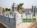 Khu mộ gia đình đẹp