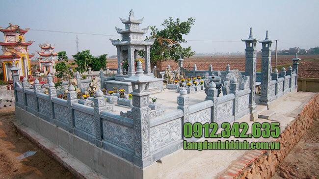 Kiểu nhà mồ bằng đá đẹp nhất ở Đồng Nai