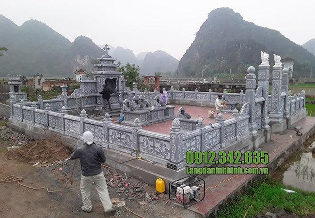 Lăng mộ đá gia đình