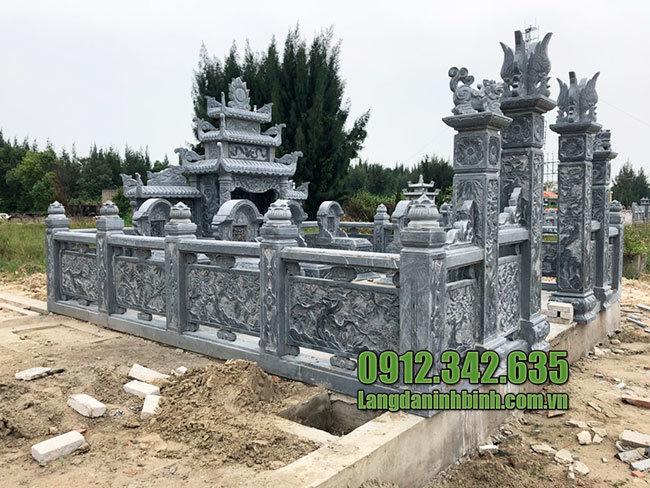 Lăng mộ đá gia tộc