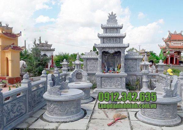 Lăng mộ đá tròn Ninh Vân
