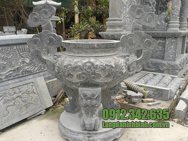 Lư hương đá Ninh Bình