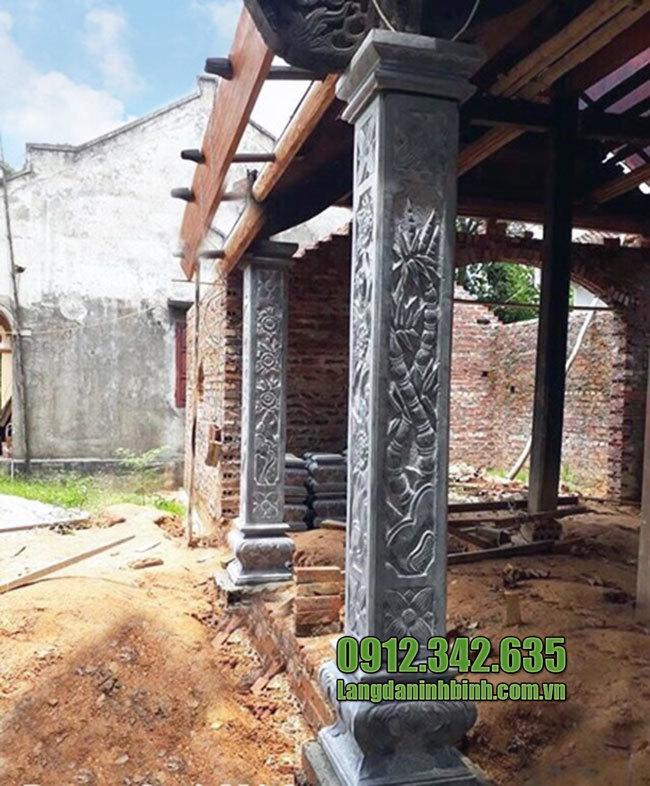 Mẫu cột đá nhà thờ