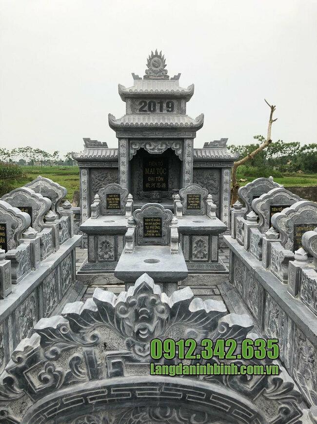 Mẫu khu lăng mộ đá