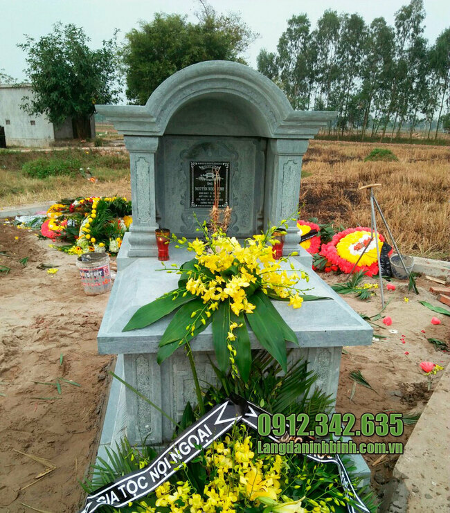 Mẫu mộ đá vòm