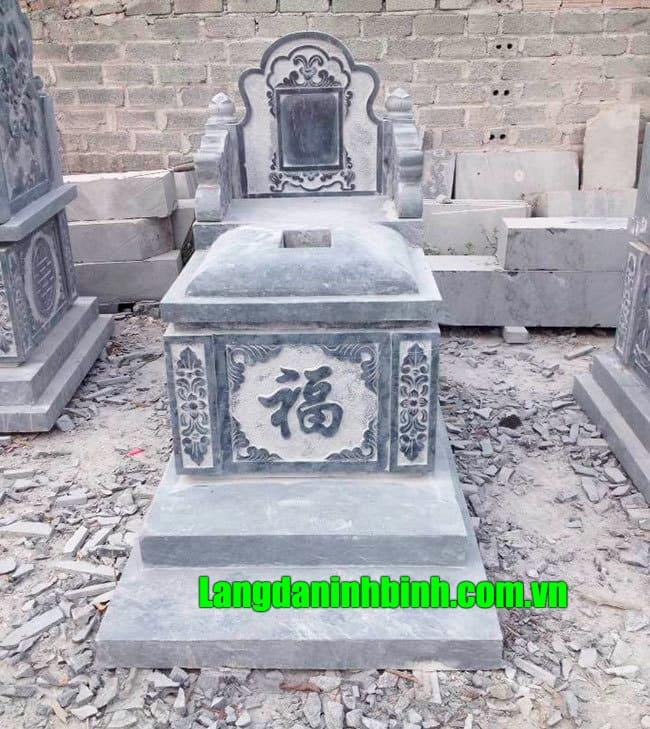 Mẫu mộ bành đẹp nhất, các mẫu mộ đá hậu bành đẹp nhất