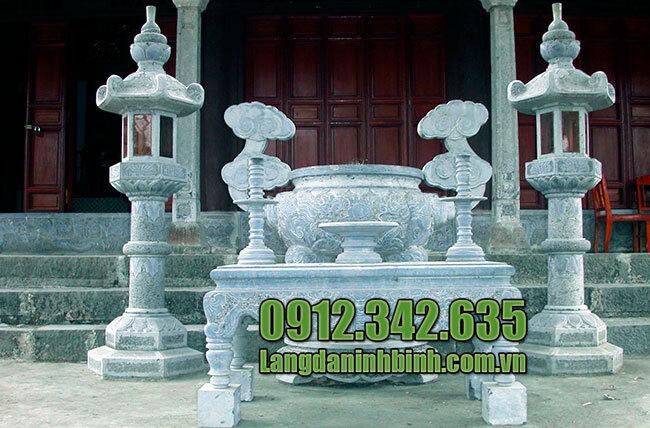 Đèn đá thờ đẹp nhất của Đá mỹ nghệ Ninh Bình