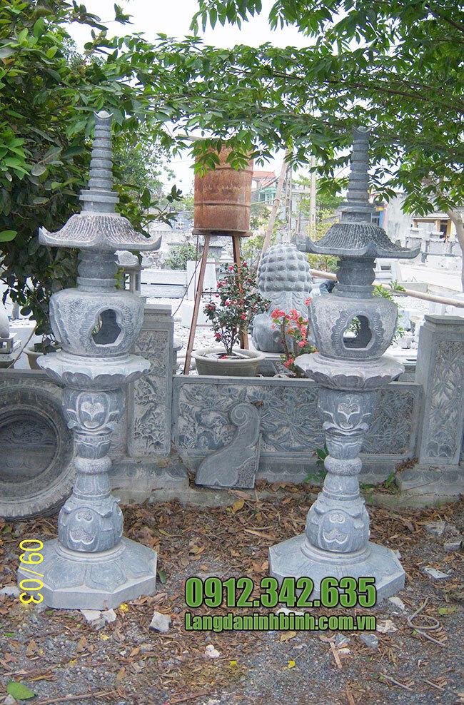 Đèn thờ bằng đá đẹp của Đá mỹ nghệ Ninh Bình