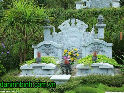 Phong thủy về mộ, lăng mộ - Hướng đặt mộ theo tuổi, kích thước mộ