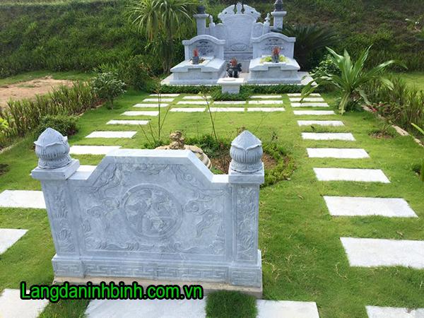 Xem thế đất đặt mộ, xây mộ theo phong thủy