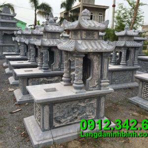 Các mẫu mộ xây sẵn bằng đá, bán mộ xây sẵn chất lượng tốt, giá rẻ