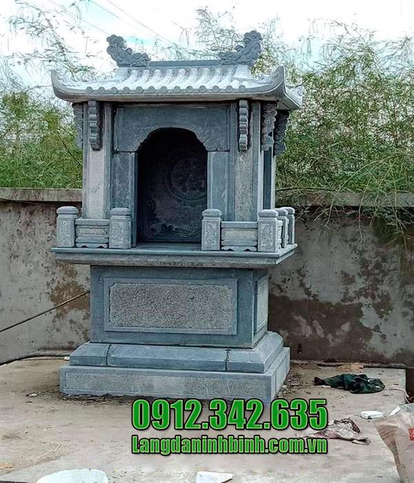 Miếu thờ bằng đá đẹp