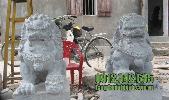Nghê đá mỹ nghệ Ninh Bình