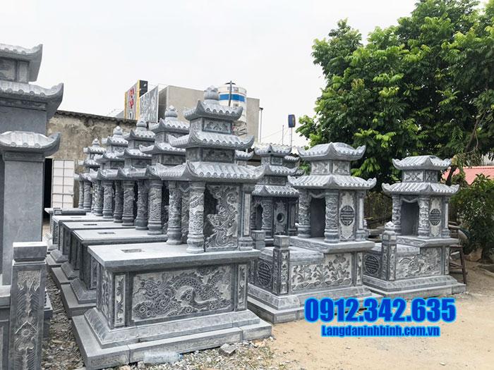 Làm mộ đá tại Hà nội - Đá mỹ nghệ Ninh Bình
