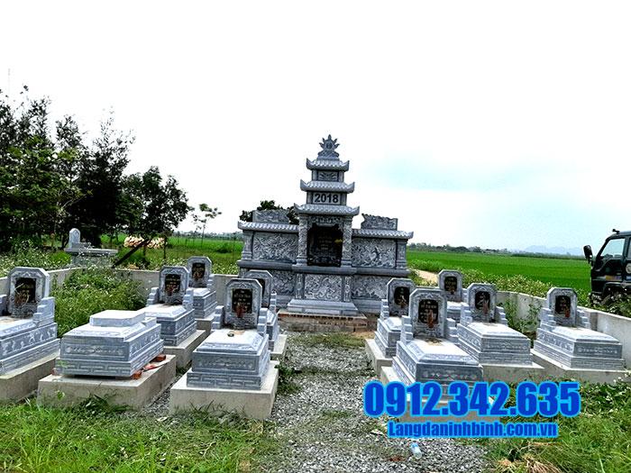Lăng mộ đá xanh đẹp nhất