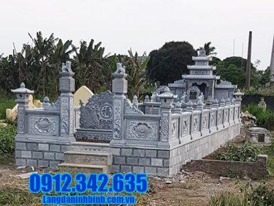 Cơ sở thiết kế thi công lăng mộ đá ninh bình uy tín giá thành rẻ