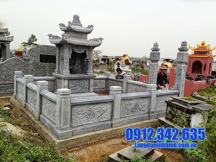 lăng mộ đá mỹ nghệ Ninh Bình
