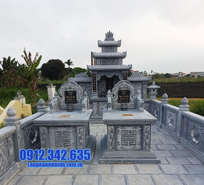Lăng mộ đá mỹ nghệ Ninh Vân Ninh Bình