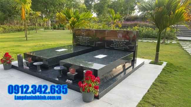 mộ đẹp đá hoa cương đẹp nhất