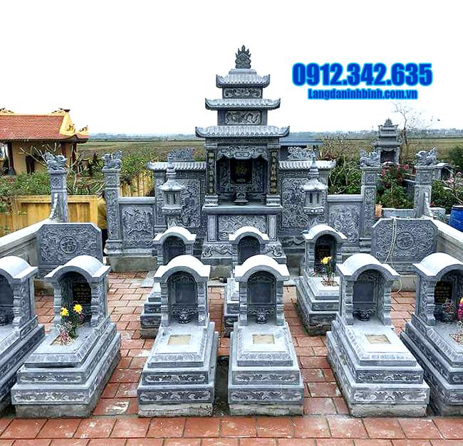 mộ đá xanh thanh hóa
