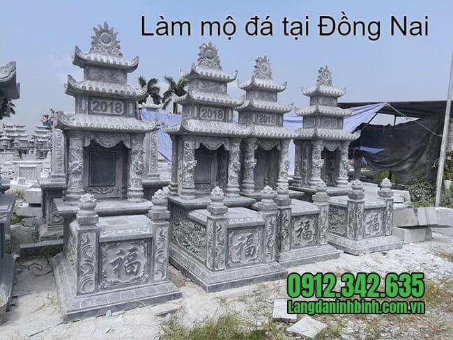 Làm mộ đá tại Đồng Nai
