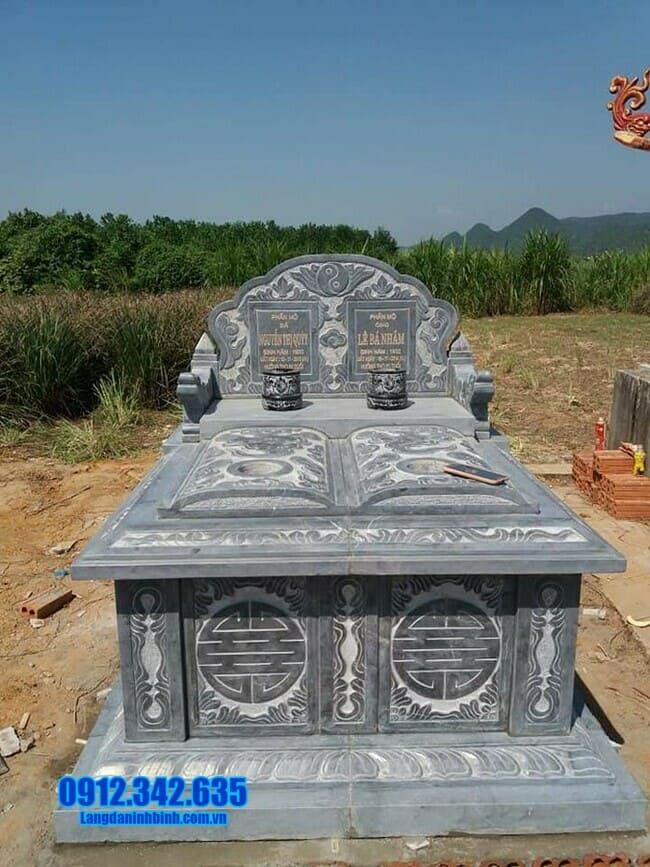Làm mộ đá tại long an