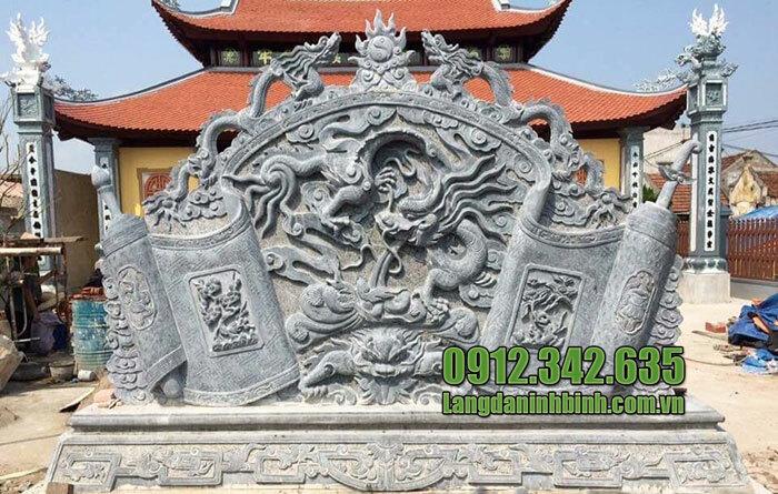 cuốn thư bằng đá tại Bắc Ninh đẹp nhất