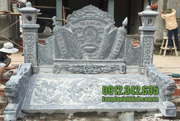 cuốn thư bằng đá tại Bắc Ninh đẹp