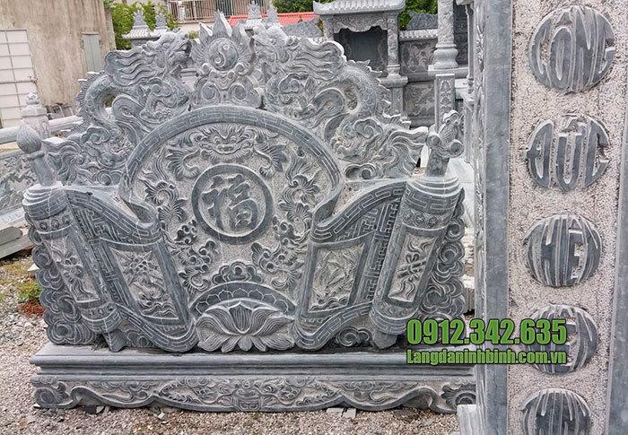 cuốn thư bằng đá tại Lạng Sơn đẹp