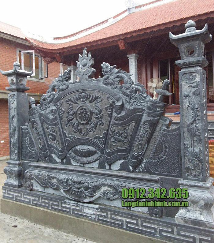 cuốn thư đá đẹp tại Lạng Sơn