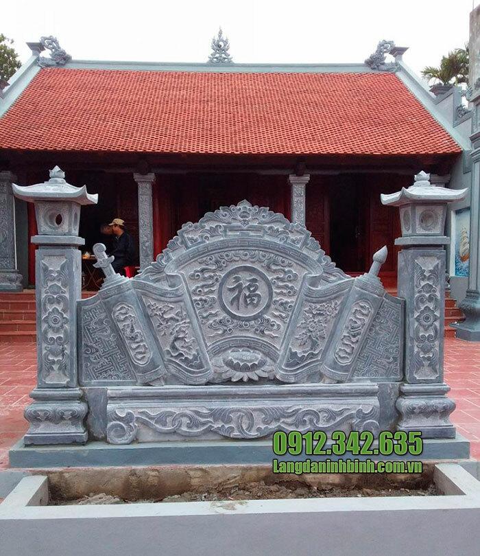 mẫu cuốn thư bằng đá đẹp giá rẻ tại Bắc Ninh