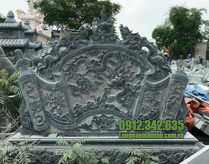 mẫu cuốn thư đá tại Lạng Sơn đẹp nhất