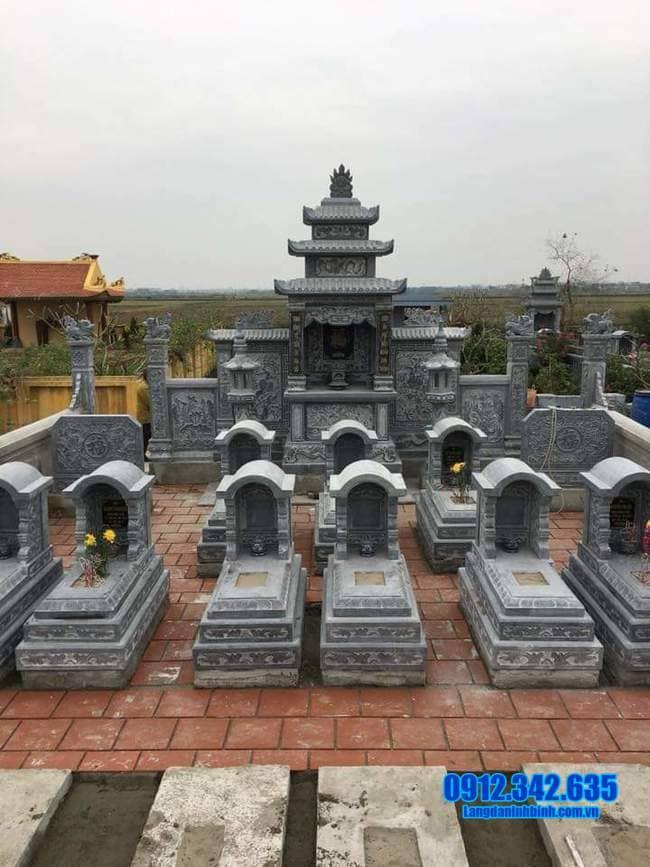 mẫu lăng mộ đẹp tại Quảng Trị