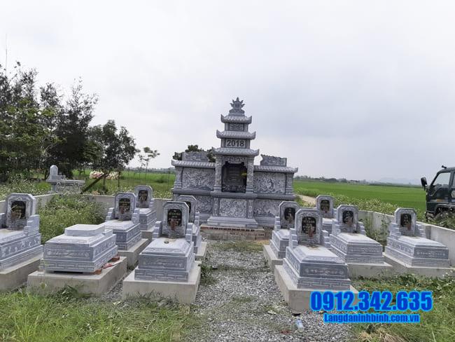 các mẫu lăng mộ bằng đá đẹp nhất