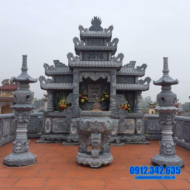 lăng mộ đá đẹp tại Quảng Ngãi đẹp nhất