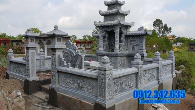 khu lăng mộ tại Đà Nẵng
