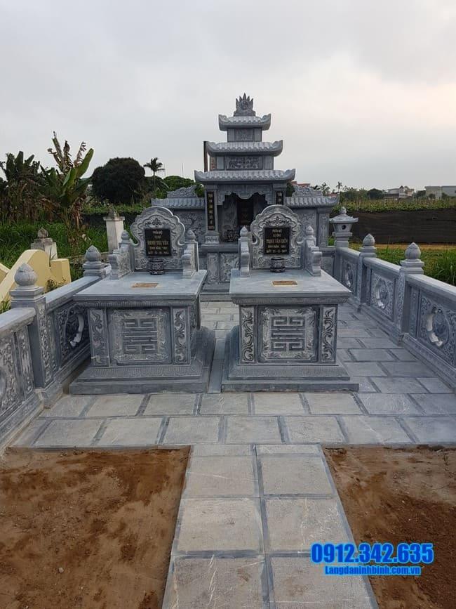 mẫu lăng mộ đẹp tại Đà Nẵng