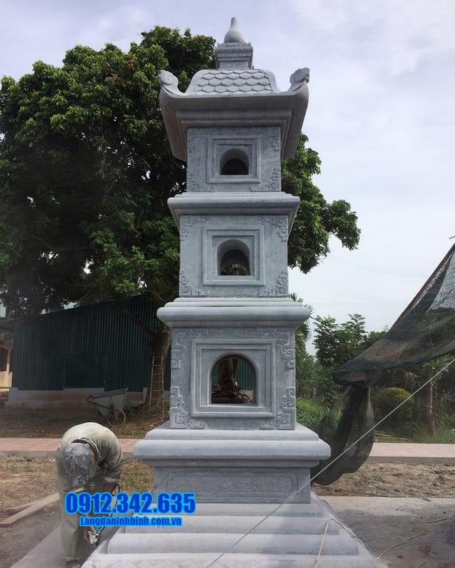 mộ tháp đá tại Bình Phước đẹp nhất
