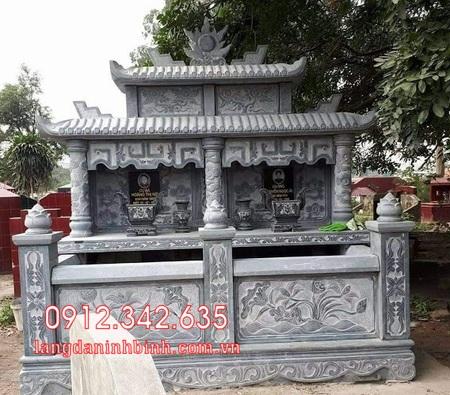 Mộ đôi bằng đá tại Khánh Hòa - mộ đôi bằng đá đẹp nhất tại Khánh Hoà 9