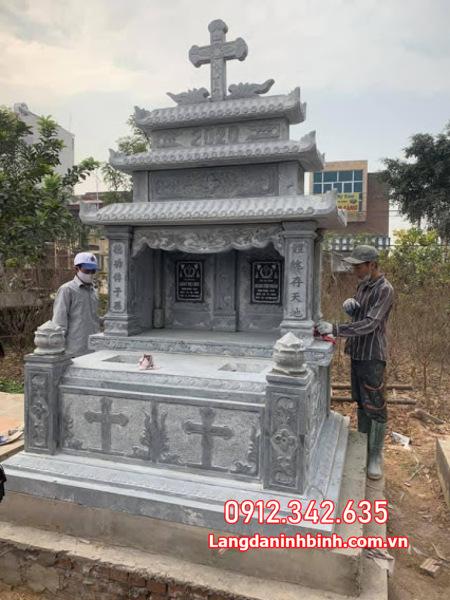 mộ đôi đá đẹp nhất tại Ninh Thuận
