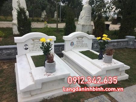 mộ đôi đá tại Ninh Thuận đẹp nhất