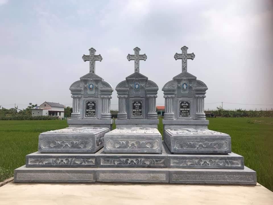 Mẫu mộ công giáo đẹp 2021