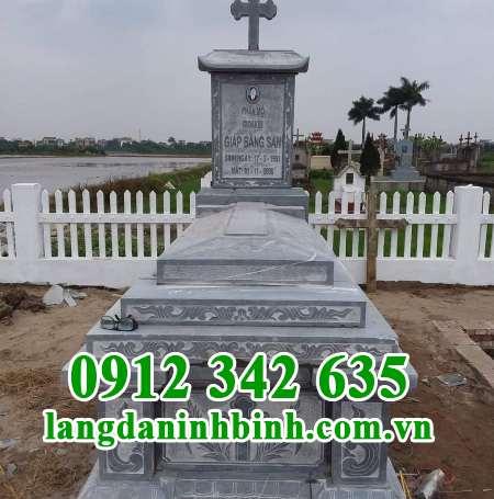 Nét đặc trưng của mộ đá công giáo