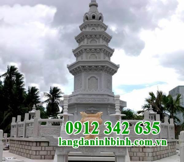 Ý nghĩa của mộ tháp đá, tháp mộ sư