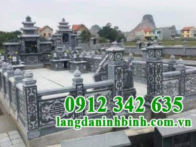 Phong thủy xây dựng lăng mộ đá đẹp